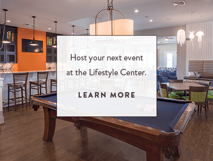 host your event at millvilles lifestyle center image link